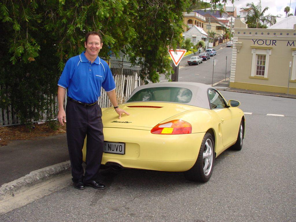 1997 my dream car at last