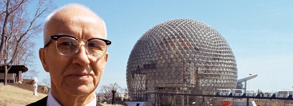 Buckminster-Fuller-Geodesic Dome